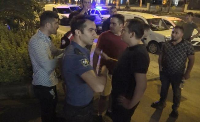 Bursa'da çorbacıda taşkınlık yapan alkollü genç gözaltına alındı