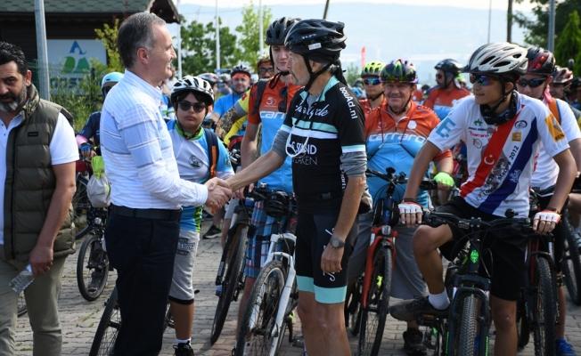 100 Yıllık Bisiklet Macerasına Dostum'da Mola