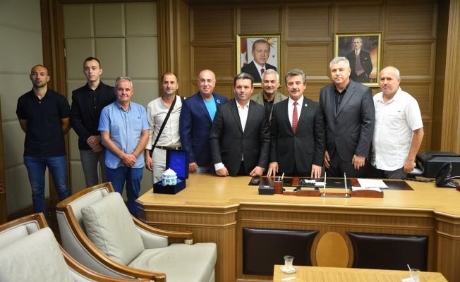 Bursa Cup heyecanı