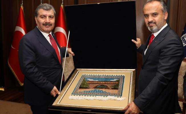 Bursa 'Sağlık Üssü' oluyor