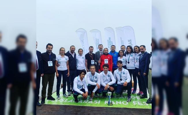 Kanocular 'Türkiye Şampiyonu'