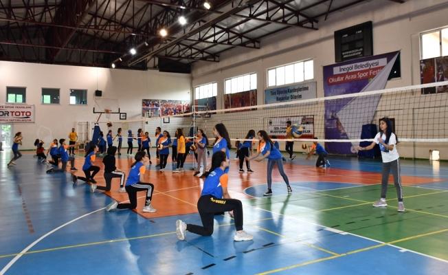 Yaz Spor Okullarında İkinci Dönem Başladı