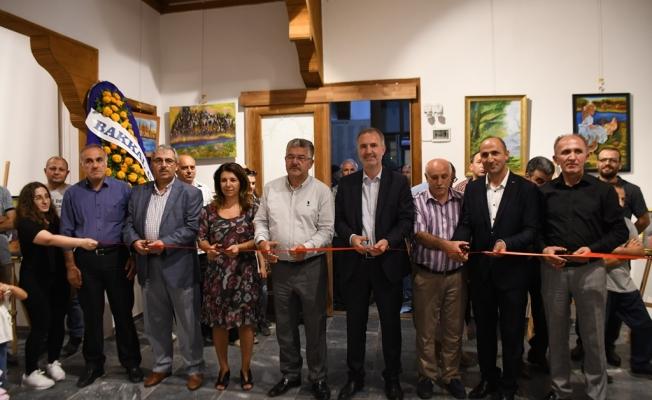 Yüksel Kılıçoğlu Kişisel Resim Sergisi Müzede Görücüye Çıktı