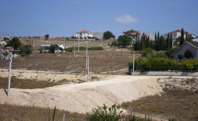 Akhisar Mahallesinde Yeni Yollar Açılıyor