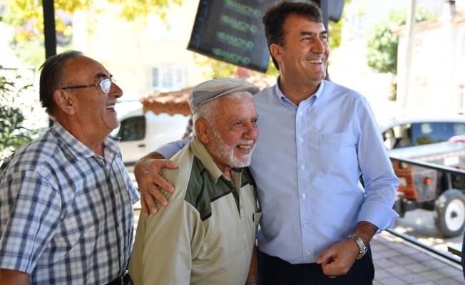 """Başkan Dündar: """"Köylerimiz Cazibe Merkezi Haline Geldi"""""""
