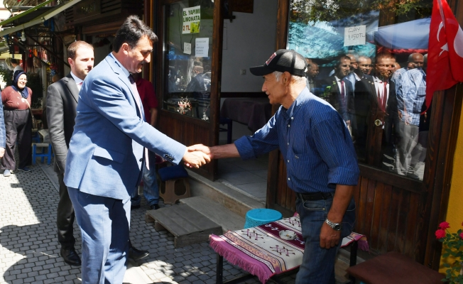 Başkan Dündar'dan Çarpıtılan Görüntülere Açıklama
