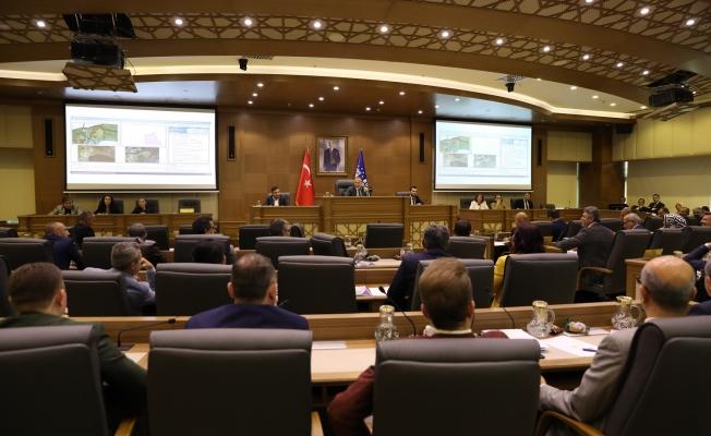 Bursa'nın yol haritasına Meclis'ten onay