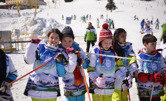 Kış Spor Okullarında geri sayım