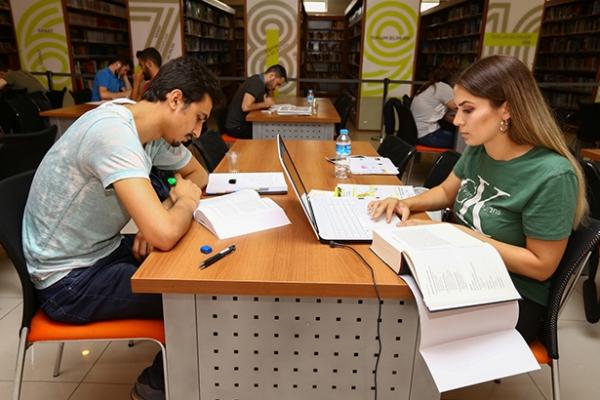 Nilüfer kütüphanelerinde bu yaz dolu dolu geçti