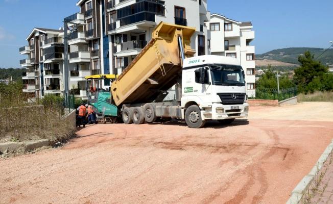 Osmangazi'de Yollar Yenileniyor