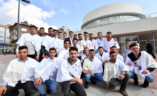 Osmangazili Gençler Askere Uğurlandı
