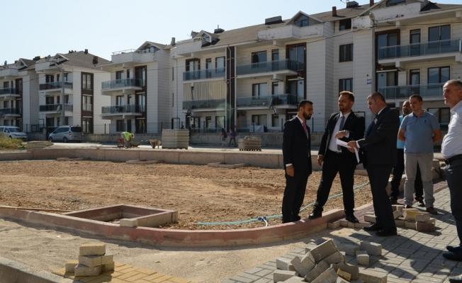 Süleymaniye Mahallesine 74 Araçlık Otopark
