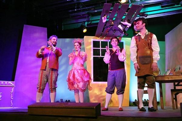 Çocuklar ''Sihirli Keman''ın büyüsüne kapıldı