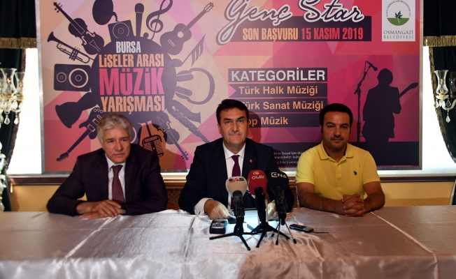 Liselilerin Yıldızı Genç Star'da Parlayacak