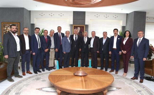 Susurluk Belediyesi Nilüfer'i örnek alacak