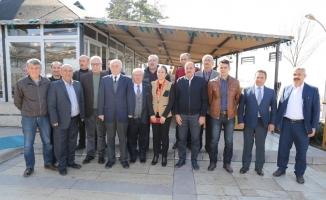 Başkan Duruay, hemşehri dernekleri ile buluştu