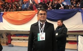 Başkan Özen, AK Parti Olağan Kongresine katıldı