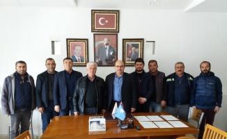 Foça'da AK Parti'ye katılımlar devam ediyor
