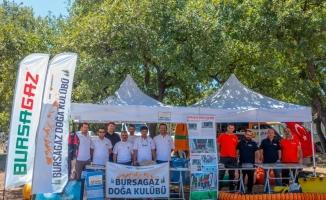Bursagaz, Hamak Festivali'ne renk kattı