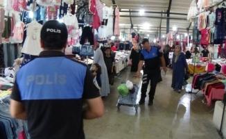 Polisler çantalarını aldı, ruhları bile duymadı