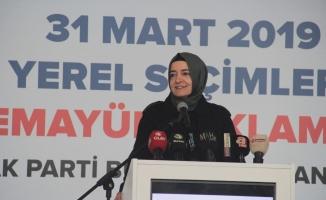 """AK Parti Genel Başkan Yardımcısı Kaya: """"Bu yolda her makamda görev yapmak bizim için kutsal"""""""
