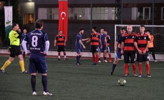 Futbol Turnuvası'nda Şampiyon Özel Kalem
