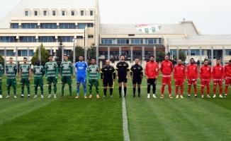 Hazırlık maçı: Bursaspor: 2 - Balıkesirspor: 0