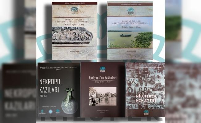 Nilüfer Belediyesi yayınlarıyla tarihe ışık tutuyor