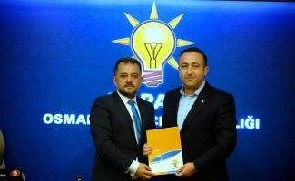 Serkan Işık, Osmangazi'ye aday...