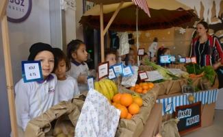 Anaokulu öğrencilerinden anlamlı bağış
