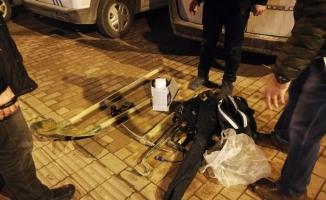 Polisin dikkati sonucu defineciler kazamadan yakalandı