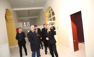 Bursa'da müzeler tek çatı altında toplanıyor