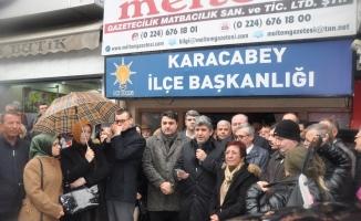 """Özkan: """"Karacabey'in ikinci dönemi yükselme dönemi olacak"""""""