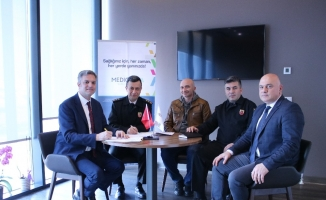 Medicana ile jandarma arasında hizmet protokolü imzalandı