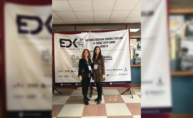 Özel Teknoloji Fen Okulları EDK 2019'da