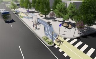 Bursa'ya 400 kilometre bisiklet yolu geliyor
