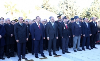 """""""Çanakkale Zaferi Türkiye Cumhuriyeti'nin güneşi olmuştur"""""""