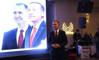 İnegöl Belediye Başkanı Alper Taban projelerini açıkladı