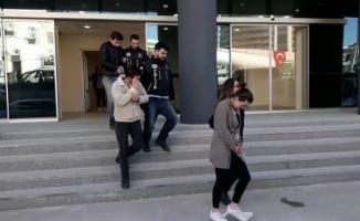Narkotik operasyonunda gözaltına alınan 7 şüpheliden 2'si tutuklandı