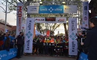 Dev maraton İznik Ultra'da başladı