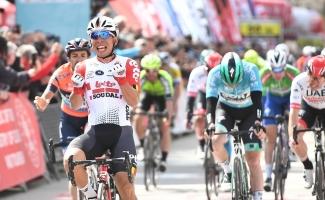 TUR'da Balıkesir-Bursa etabını Caleb Ewan kazandı