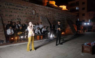 Mudanya'da Gençleşen Türküler coşkusu