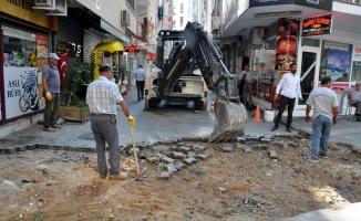 Örnek Sokak Trafiğe Kapatılıyor