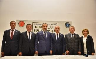 Yenişehir'in öncelikleri masaya yatırıldı