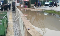 Bursa'da tepki çeken görüntü