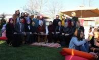 Başkan Işık Gürsu'lu kadınlarla beş çayında buluştu