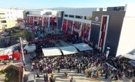 Mustafakemalpaşa'ya 14 milyonluk tesis