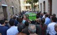 Evinde kalp krizi geçiren doktor Bursa'da toprağa verildi