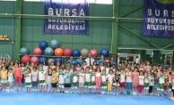 Bursa'da sporun mevsimi yok