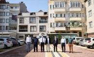 Orhaniye Mahallesi Modern Otoparkına Kavuştu